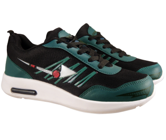 Air Zone-7270-BlackGreen