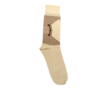 Men Fine Cotton Socks 1 Pair