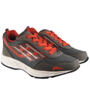 Air Zone-7166-DarkGrey/Red