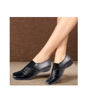 Action Formal Bellies Shoes LSN019-Black