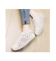 Action Women Shoes LSN013-white