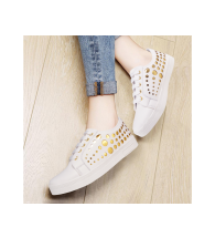 Action Women Shoes LSN014-White